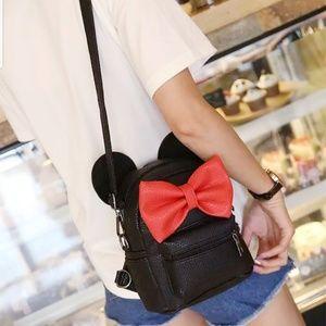 mini mikey backpack shoulder bag